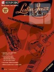 Latin Jazz (Jazz Play-Along Series Vol.23)