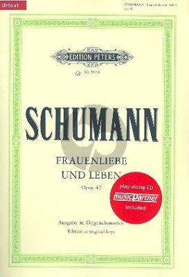 Schumann Frauenliebe und Leben Op.42 Hoch (Bk-Cd) (Hans Joachim Köhler)