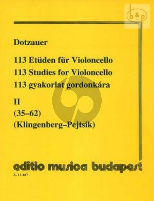 Studies Vol.2 (No.35 - 62)