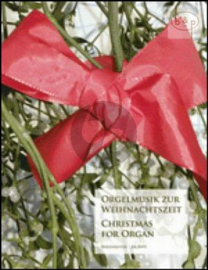 Orgelmusik zur Weihnachtszeit