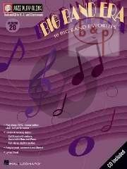 Big Band Era (Jazz Play-Along Series Vol.28)