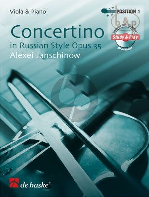 Concertino in Russian Style Op.35