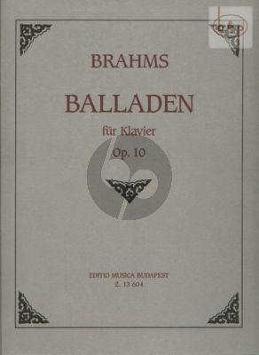 Ballads Op.10