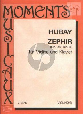 Zephir Op.30 No.5