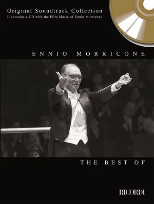Best of Ennio Morricone Vol.1 (Book and a CD which contains the Film Music of Ennio Morricone)