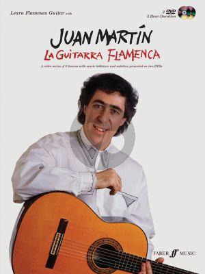 La Guitarra Flamenca (3 Books and 2 DVD's) (Learn to Play Flamenco Guitar)