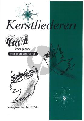 Kerstliederen voor Piano (Bk-Cd) (Lupa) (Eenvoudig)