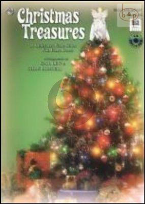 Christmas Treasures (Piano Solo-Duet (Bk-Cd)