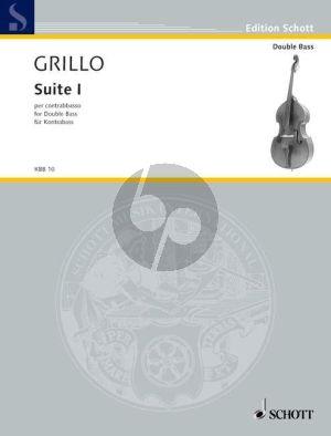 Suite No.1 d-minor Double Bass solo