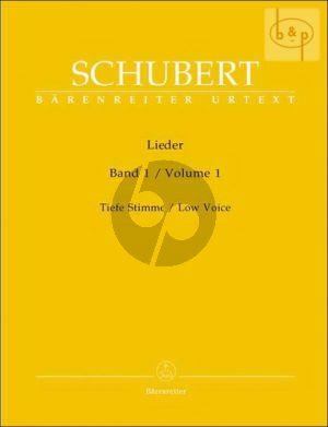 Lieder Vol. 1 Low / Tief