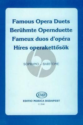 Famous Opera Duets Soprano and Baritone (Pal Varga)