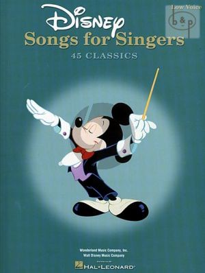 Songs for Singers