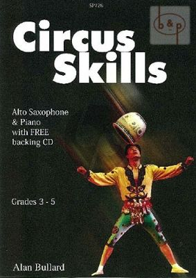 Circus Skills (Alt Sax.-Piano)