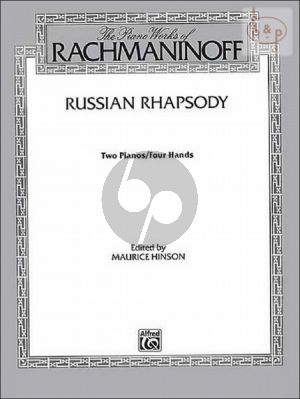 Russian Rhapsody (2 Piano's)