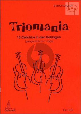 Triomania (10 Trios in den Halslagen)