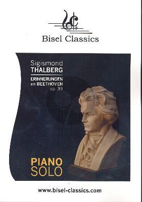 Thalberg Erinnerungen an Beethoven Op. 39 für Klavier (Jenni Pinnock)