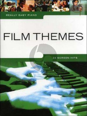 Really Easy Piano Film Themes