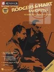 Rodgers & Hart Favorites (Jazz Play-Along Series Vol.11)