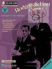 Rodgers & Hart Classics (Jazz Play-Along Series Vol.21)