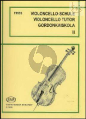 Violoncello Tutor Vol.2