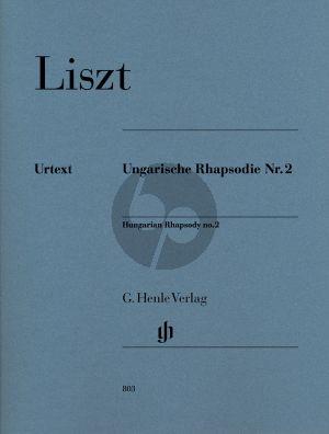 Ungarische Rhapsodie No.2