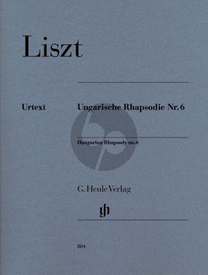 Hungarian Rhapsody No.6