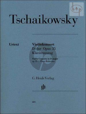 Concerto D-major Op.35 Violin and Orchestra