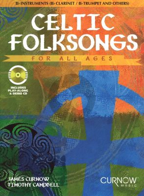 Celtic Folksongs for All Ages for Bb Instruments
