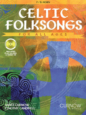 Celtic Folksongs for All Ages for Eb Instruments