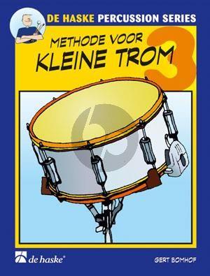 Bomhof Methode voor Kleine Trom Vol. 3