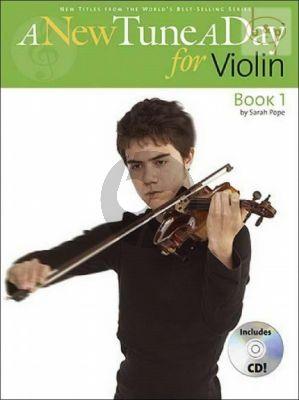 A New Tune a Day Vol.1 Violin