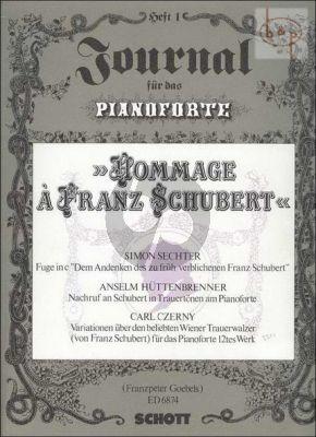 Hommage a Franz Schubert