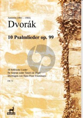 10 Psalmlieder Op.99
