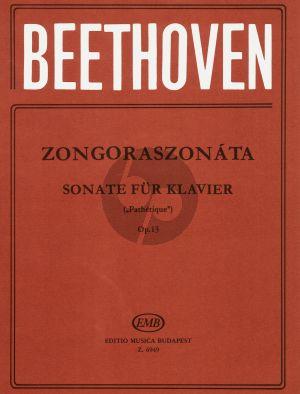 Beethoven Sonata C-minor Op.13 Pathetique Piano
