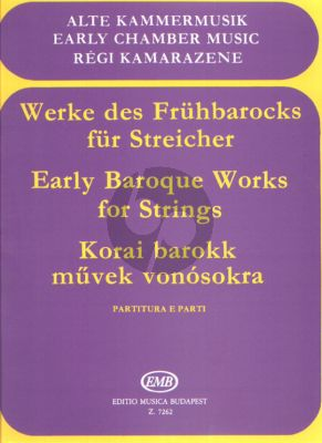 Early Baroque Works