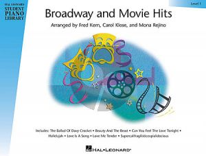 Broadway and Movie Hits