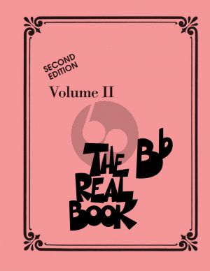The Real Book Vol.2 Bb Instruments