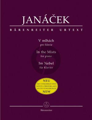 Janacek Im Nebel (In the Mists) Piano solo (Barenreiter-Urtext)