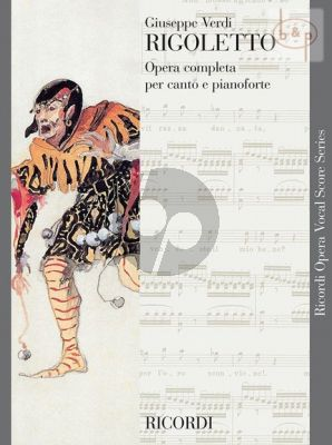Verdi Rigoletto (Vocal Score) (it.)