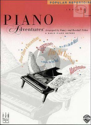 Piano Adventures Popular Repertoire Level 1