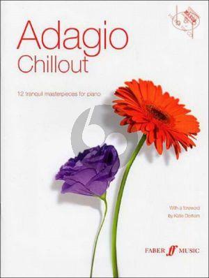Adagio Chillout (Bk-Cd)