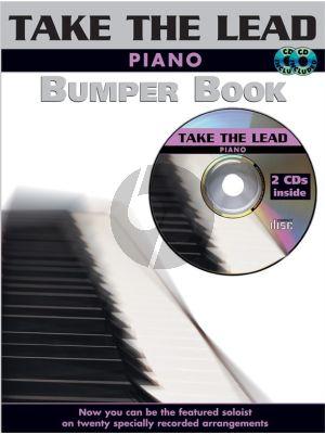 Take the Lead Bumper Book Piano (Bk-Cd) (grades 1 - 3)