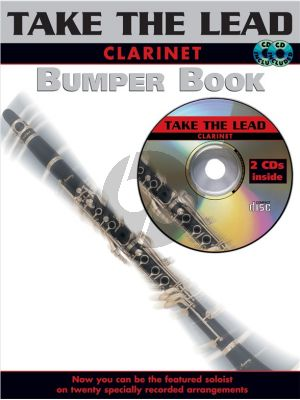 Take the Lead Bumper Book Clarinet (Bk-Cd) (grades 1 - 3)