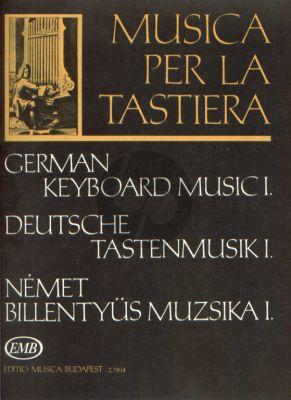 German Keyboard Music