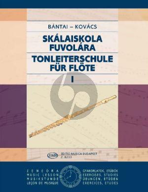 Bantai-Kovacs Scale Tutor - Tonleiterschule Vol. 1