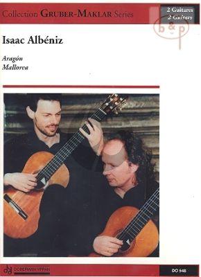 Aragon Op.164 and Mallorca Op.202 (2 Guitars)