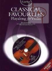 Guest Spot Classical Favourites Playalong
