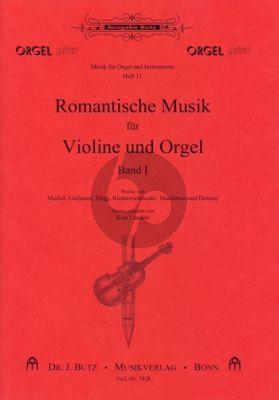 Romantische Musik Vol.1 Violine Orgel