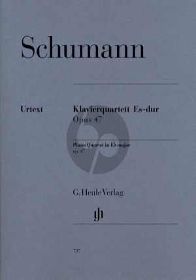 Quartet E-flat major Op.47