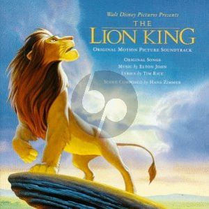 I Just Can't Wait To Be King (from The Lion King)